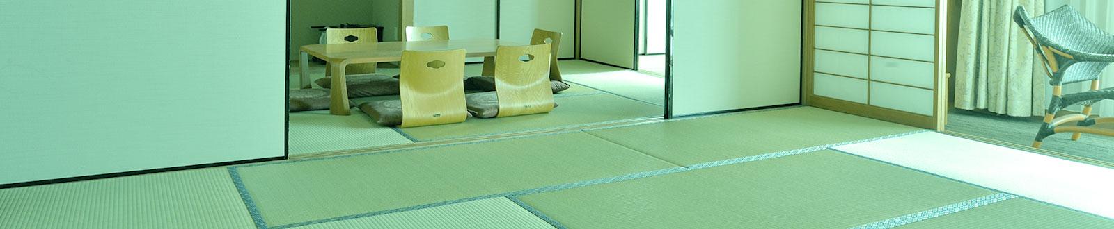 星野哲郎記念館 タタミ舞台